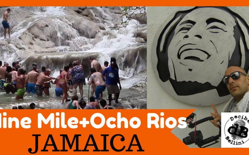 Ausflug nach Ocho Rios und zum Grab von Bob Marley auf neun Meilen