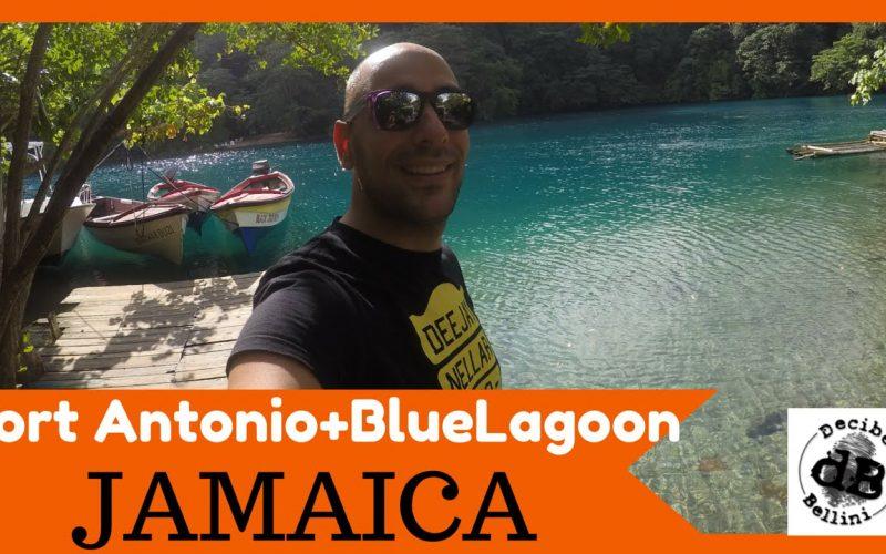 Tour a Port Antonio e Laguna Blu